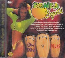 Ronda Bogota Con Ron y Velas CD New Nuevo Sealed