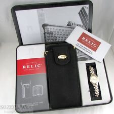 RELIC by FOSSIL LADIES WATCH & CELL PHONE CASE GIFT SET ZR 33266
