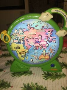 2000 See 'N Say Kids Around The World - Languages Learning Tool,EDUCATIONAL,NICE