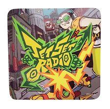 Locale JET SET RADIO Bevande Sottobicchieri-libero VELOCE P & P-Retrò Videogioco XBOX GAMING