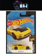 Hot Wheels '95 Mazda RX-7 4/10 16/365 Yellow  (Aussie Seller)