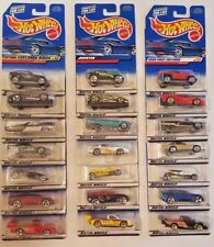 Lot Of 21 Hot Wheels 3 Variations Per Car (7 Different Models) 1997-2000 B6