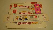 Hostess O's Raspberry Donuts Collectible Box