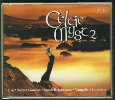 CELTIC MYST V2-2-CD BOX Sarah Brightman Vangelis Era Secret Garden