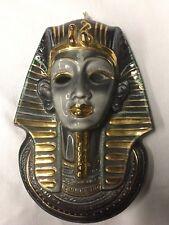 King Tut Egyptian Wall Art Mask