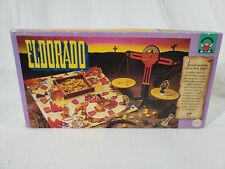 Vintage 1988 Discovery Toys ELDORADO Gold Rush Board Game Complete