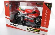 MOTORAMA 498169 Ducati Desmosedici GP11 MotoGP Valentino Rossi 2011 1:16th scale