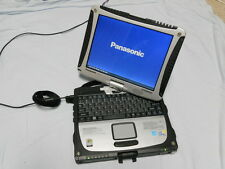 Panasonic Toughbook CF19 Tablet Touch Digitizer 3gb 500gb Win 7 Pro WiFi Office