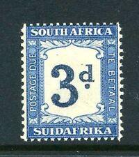 South Africa 1932 Postage Due 3d SG D28a mint CV £85