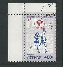 VIET NAM #2647 Used NATIONAL SPORTS GAMES.