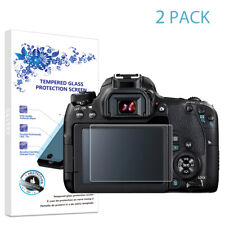 2-Pack For Canon EOS M M2 60D 550D 600D Tempered Glass Screen Protector