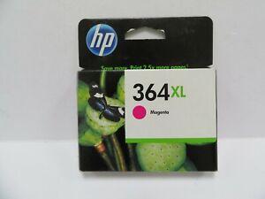 HP 364XL Magenta Inkjet Cartridge BBE 6.21