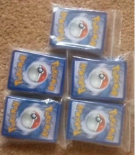 100 x Random Pokemon Card Bundle Rare and Holo Cards Included