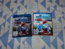 Die Schlümpfe (inkl. 2D Version) [Blu-ray 3D]  im Pappschuber+3D Hologramm Cover
