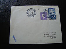 FRANCE - enveloppe 8/6/1952 (cy66) french