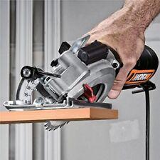 Circular Saw Working Bench Garage Wood Work Construction Tools Worx 710W
