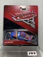 DISNEY CARS 1:55 DIE CAST - Cars 3 - Rex Revler