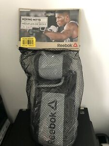 Reebok Boxing Mitts Unisex Gloves Oval