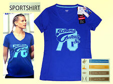 CHIC femmes Haut sport t-shirt chemise décontractée pour Shirts fitness taille S