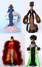 """Indigo Obsession Plum Royale In the Limelight Lars Barbie Doll African AA Used """""""