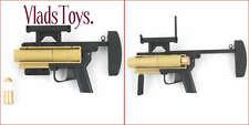 WWC 1:6 Grenade Gun Collection AG36 Grenade Launcher TAN NOT LIFE SIZE plastic