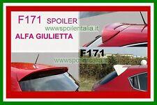 SPOILER  ALETTONE  POSTERIORE  ALFA GIULIETTA  CON PRIMER F171P   SI171-5