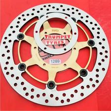 Honda 600 Cb F Hornet S 07 - 13 Ng Front Brake Disc Eo Quality Upgrade 1289