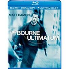 THE BOURNE ULTIMATUM (Blu-ray, 2010, Canadian) New / Sealed / Free Shipping