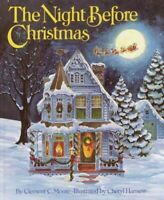 Night Before Christmas, Hardcover by Moore, Clement Clarke; Harness, Cheryl (...