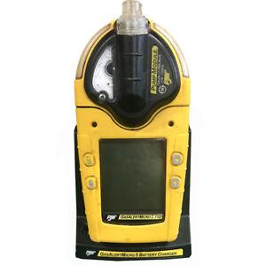 USED BW GasAlert Micro5 PID Multigas Monitor