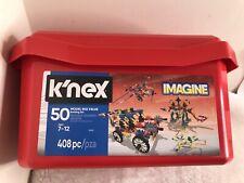 Conjunto de Construcción de fabricantes de juegos Imagine imaginación Modelo 50 piezas construye + extras