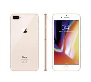 Apple-iPhone 8 Plus Original, 3GB de RAM, 64GB/256GB de ROM