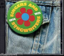 TIME LIFE Singers & Songwriters 1974-1975 Various Artists 2CD 70s Janis Ian Ace
