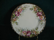 Royal Albert Autumn Roses Bread and Butter Plate(s)