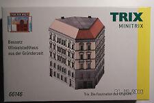 Trix 66146 | Stadt-winkelhaus Hamburg Spur N