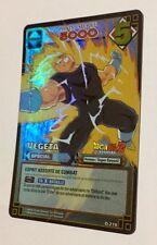 Carte Dragon Ball JCC prism holo D-219 cartes a jouer et a collectionner FR card