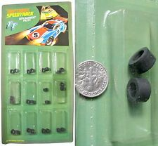 2pc 1979 Matchbox SPEED TRACK HO Slot Car RUBBER TIRES 143048 RareFactoryParts!