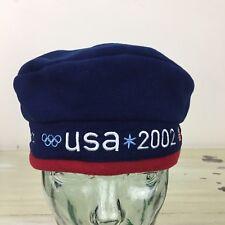 f0d22beac9f09 ROOTS - NWT USA 2002 Olympics Navy Blue