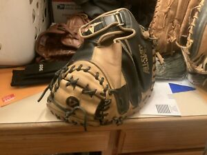Great All-Star Pro Elite CM3000 SBT Baseball Catchers Mitt Used