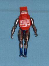 vintage Zee Toys METAL MAN RADON WITH HELMET