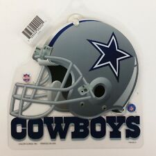 NFL Dallas Cowboys Suction Cup Window Sign, NEW