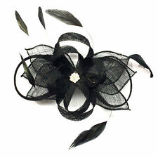 Women's Sinamay Fascinators