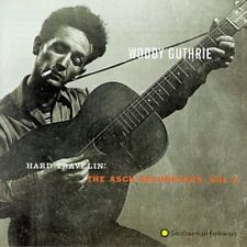 Woody Guthrie - Hard Travelin: Asch Recordings 3 [New CD]