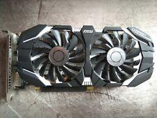 Geforce 1060 6gb MSI OC Graphics Card
