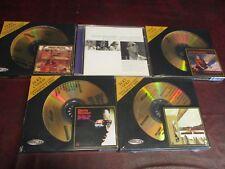 STEVIE WONDER THREE 24 KARAT GOLD LIMITED NUMBERED AUDIOPHILE 4 CD SET + BONUS