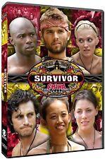 SURVIVOR 15 (2007) CHINA - The Art of War -  US TV Season Series  -  NEW DVD R1