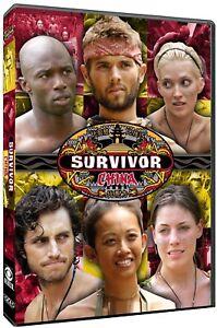 SURVIVOR 15 (2007) CHINA - The Art of War -  US TV Season Series - NEW R1 DVD sp