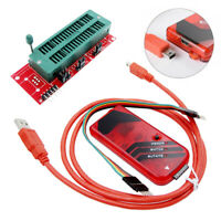 For PICKit3 Kit Programmer with USB cable, wires Pic Kit 3 and ICSP Socket
