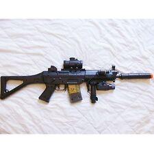 Airsoft Gun SIG-552 Semi Full Automatic rifle M82 Sig 552 Sniper AEG Electric