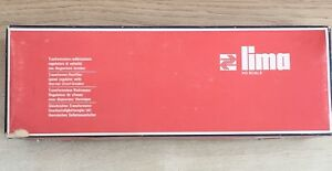 LIMA EMPTY BOX.